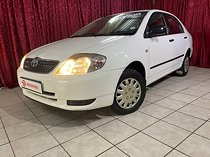 White toyota corolla 140i gle with 137036km available now!