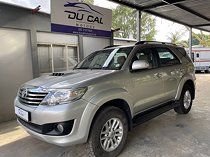 2012 toyota fortuner 2.5 d-4d raised body at for sale!