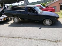 Ford cortina bakkie mk5