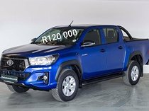 Toyota hilux 2020, manual, 2.8 litres