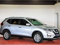 Nissan x-trail 2.5 acenta 4x4 cvt for sale in western cape