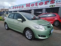 2008 toyota auris 1.8 rs for sale!