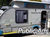 2013 sprite swing caravan