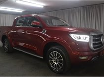 Gwm p-series 2.0td ls auto double cab for sale in gauteng