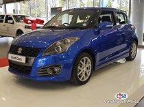 Suzuki Swift Manual 2015
