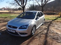 2008 ford focus 1.6 si 5-dr
