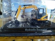 Amer com collection hydraulic excavator mint in blister pack