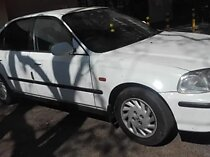 Honda ballade 1997 model fore sale