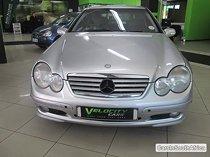 Mercedes Benz C-Class Automatic 2003