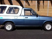 Nissan 1400 in a very good condition for sale.