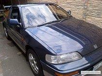 Honda cr-x automatic 1992