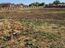 Vacant land / plot in van der hoff park for sale