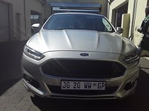 Gold ford fusion 2.0 ecoboost titanium at with 88000km available now!