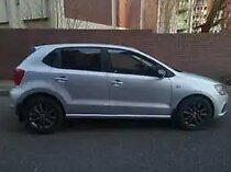 Volkswagen polo 2018, automatic, 1.6 litres
