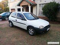 Opel Corsa Manual 2001