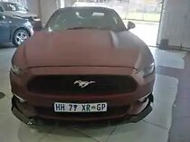 Ford mustang 2017, automatic, 5 litres