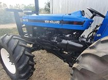 2007 New Holland 4WD tractors 6610 Tractors for sale in Mpumalanga