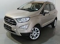 Ford ecosport 2016, manual, 2.2 litres