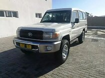 Toyota land cruiser 2013, automatic, 4.2 litres