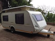 Gypsey romany caravan