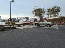 19.5ft kei marine cabin boat