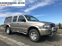 Mazda drifter 2500td sle double cab for sale in western cape