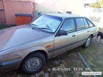 Mazda 626 Manual 1983