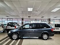 2007 chrysler grand voyager 2.8 crd lx lwb at, blue with 119000km available now!