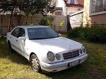 Automatic 1998 mercedes benz e-class e280 for salesold