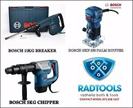 Bosch tools on promotion