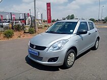 2014 suzuki swift 1.2 ga, silver with 110000km available now!