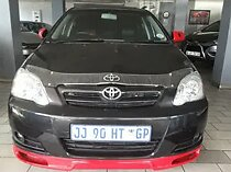 Toyota Corolla 2006, Manual, 1.6 litres