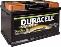 Duracell 628 12v 55ah car battery - maiden electronics battery fitment centre r1190