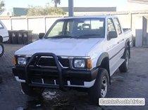 Nissan Hardbody 1998