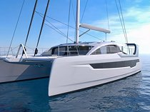 Xquisite yachts sixty solar sail