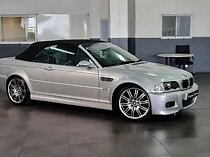2005 bmw m3 convertible auto for sale in kwazulu natal
