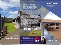 2 Bedroom Apartment / Flat for sale in Danielskuil