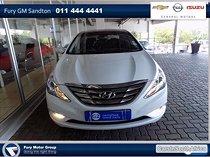 Hyundai Sonata Automatic 2011