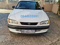 toyota corolla 1.3 carb for sale