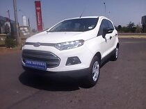 2015 ford ecosport 1.5 ambiente at, white with 65000km available now!