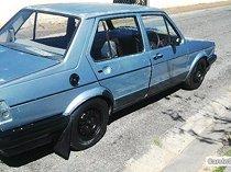 Volkswagen Fox Manual 1990