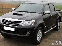 Toyota Hilux Manual 2012