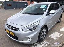 Hyundai Accent 1.6 Manual 2016