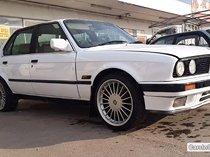 BMW 3-Series Manual 1988