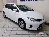 Toyota Auris Manual 2016