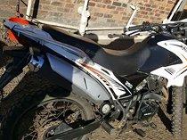 Big boy motorcycle 250cc tsr for sale