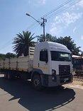 2012 vw constellation truck