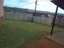 2 Bedroom house in a security easte next to Mamelodi Mall
