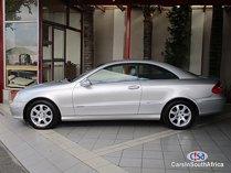 Mercedes Benz CLK-Class 320 Coupe Elegance Touchshift Automatic 2003