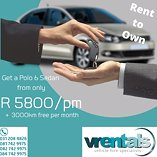 Toyota quest now available on rent to own!!!